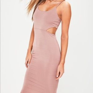 Missguided Midi Dress